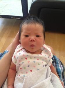 Welcome Baby Danah!